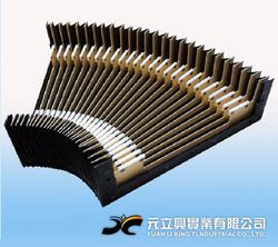 風箱式/風琴式伸縮護罩